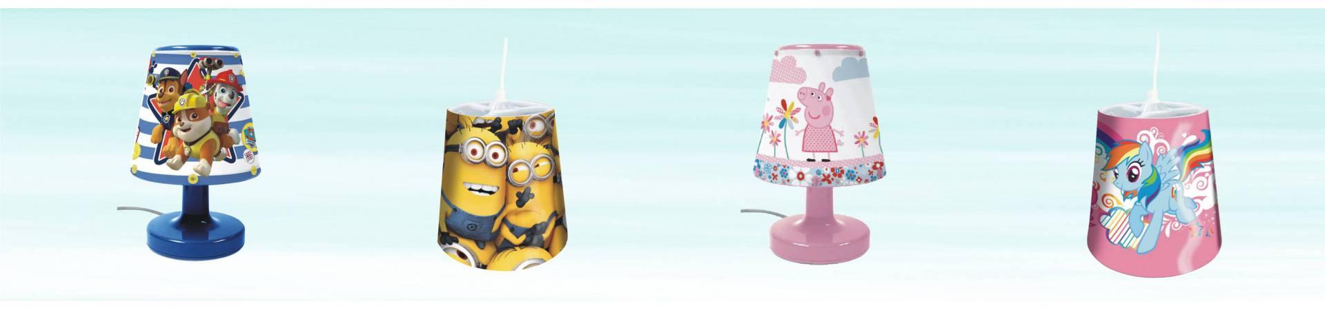Disney  lámpák