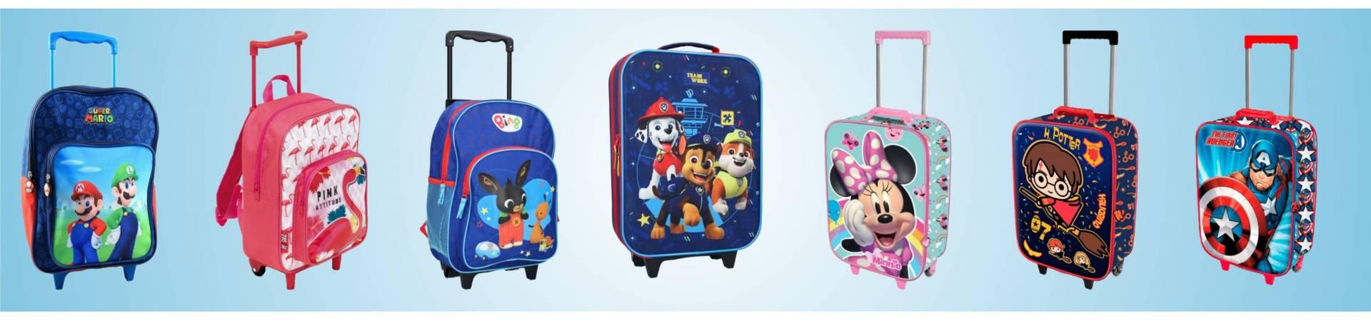 Gurulós bőröndök