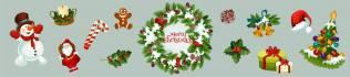 Santa Claus Christmas Duvet Set